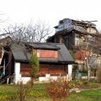 """miastokielce """"Ogródki działkowe; Kielce"""" (2012-11-11 17:33:39) komentarzy: 8, ostatni: niezwykłą budowla na drugim planie, ludzie to mają pomysły ;-)))"""