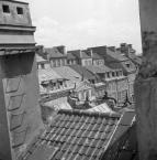 """Włodzimierz Barchacz """"Fragment warszawskiej staromiejskiej architektury"""" (2012-11-20 00:11:10) komentarzy: 4, ostatni: :))))"""