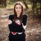 """FlameVinci """"Karolina!"""" (2012-11-28 17:21:50) komentarzy: 2, ostatni: Ładna dziewczyna, zegarek odciąga, sweterek ciut kolorystycznie odbiega od tła, włóczkę w brązy i zielenie polecam ;)"""