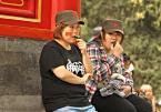"""Cezary Filew """"Obchody"""" (2012-12-15 03:44:19) komentarzy: 11, ostatni: koszulka z najbardziej popularna tybetanska mantra, przewrotne i ciekawe zdjecie..."""