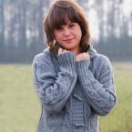 """Romek P. PISZ """"Kamila"""" (2012-12-16 16:46:16) komentarzy: 1, ostatni: na twarzy trochę za czerwono, ładna modelka"""