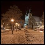 """Wojtek K. """"...takie moje krakowskie...Plac Matejki..."""" (2013-01-13 19:34:41) komentarzy: 20, ostatni: Też ładne zdjęcie."""