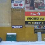 """miastokielce """"ul IX Wieków Kielc"""" (2013-02-09 12:43:22) komentarzy: 3, ostatni: ja bym skrocil zdjecie - znaczy ciachnal caly ten lewy pasek (zeby jednak byl prostokat, a nie kwardat). Tam po lewej nic ciekawego nie ma."""