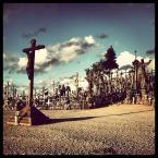 """nomaderro """"góra krzyży"""" (2013-02-18 17:50:53) komentarzy: 8, ostatni: no dobra, zaraz wrzucę nieobrobione..."""