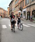 """Maciej Konopka """"Cykliści w Modenie...."""" (2013-04-02 17:50:52) komentarzy: 2, ostatni: ++"""