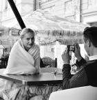"""Maciej Konopka """"Przy sąsiednim stoliku....."""" (2013-04-21 12:53:49) komentarzy: 10, ostatni: Zrób mi zdjęcie, zrób mi zdjęcie... a teraz to se sam zrób;-)))) Fajnie złapane"""