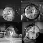 """monikita """"Czas - projekt (2010-2013)"""" (2013-05-12 12:18:17) komentarzy: 1, ostatni: Zmienia się czas, zmieniają miejsca, zmienia.. ekspozycja itd. Szkoda, że w 2013 dziewczynka konsekwentnie nie trzymała rąk pod brodą. Pomysł jest, cierpliwość (4 lata!) też. Byłoby wybitne, gdyby ten projekt dopracować w szczegółach."""