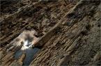 """barszczon """"lustro we fliszu"""" (2013-05-16 15:43:27) komentarzy: 9, ostatni: faktycznie ładne... ale to odsłonięcie w Rudawce jest bardziej znane w środowisku geologicznym. To - bodaj - punkt dokumentacji geologicznej i jedno ze stanowisk opisanych w rozmaitych przewodnikach :)..."""