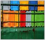 """Lusy """"barwy portu"""" (2013-07-23 20:14:46) komentarzy: 1, ostatni: dorośli nie bawią się lego ale też układają :), pastelowo"""