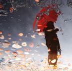 """asiasido """"Dziewczyna z różowym parasolem 3"""" (2013-09-21 19:03:35) komentarzy: 23, ostatni: Piękne!"""