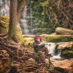 """adamix69 """"..."""" (2014-02-16 12:46:39) komentarzy: 9, ostatni: szum wodospadu oraz śpiew ptaków zakłócony z lekka nieskoordynowanymi dźwiękami z fujarki ...:) no ładnie tam było :) no i dziesiątki turystów dookoła robiących sobie pamiątkowe fotki ..."""