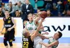"""Dawid Gaszyński """"Śląsk Wrocław vs Trefl Sopot"""" (2014-03-09 12:24:10) komentarzy: 1, ostatni: bdb"""