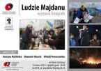 """Slawekol """"Ludzie mMjdanu - zaproszenie na wernisaż"""" (2014-03-12 14:25:38) komentarzy: 8, ostatni: wystawy gratuluję, odważnym trzeba być żeby w miejsca zapalne jeździć :) ale trochę płyniecie z prądem"""
