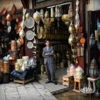 """Meller """"Sezamie, otwórz się..."""" (2014-06-16 00:42:16) komentarzy: 10, ostatni: Wchodząc tu pomyślałam, Turcja albo Maroko. Fez.. czyli Maroko."""