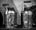"""macieknowak """"Olejarki"""" (2014-08-13 21:16:55) komentarzy: 2, ostatni: Pamiętam, jak kiedyś moja Babcia w podobnych konwiach oddawała mleko do mleczarni :)"""