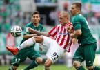 """Dawid Gaszyński """"Śląsk vs Cracovia"""" (2014-08-17 23:51:06) komentarzy: 2, ostatni: no to obstawiam krakowię:)"""