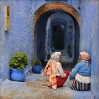 """Meller """"Sąsiadki.."""" (2014-10-05 22:15:36) komentarzy: 17, ostatni: fajnie ... :)"""