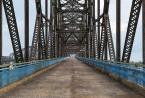 """PREZES LEI """"Old Chain of Rocks Bridge..."""" (2014-11-28 16:59:03) komentarzy: 2, ostatni: lubię takoż, oprócz kadru dobra kolorystyka - gratuluję PA!"""