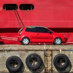 """macieknowak """"Czerwony samochód 3"""" (2014-12-21 12:33:10) komentarzy: 10, ostatni: Dobry kadr :)"""