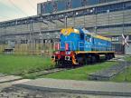 """PawełP """"Tamara"""" (2015-06-14 17:02:36) komentarzy: 6, ostatni: w sumie to dość rzadki widok - lokomotywa na tyłach maszynowni"""