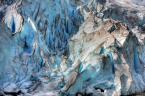 """Cezary Filew """"Rzeźba Lodowca"""" (2015-09-06 00:42:35) komentarzy: 13, ostatni: Piękne struktury i barwy! Dobra robota :)"""