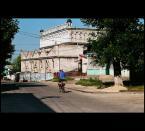 """michał """""""" (2015-09-26 21:25:24) komentarzy: 2, ostatni: Żółkiew, zachodnia Ukraina, w tle synagoga..."""