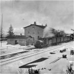 """barszczon """"wjazd pociągu osobowego na stację w Brambach"""" komentarzy: 17 (2016-02-02 13:47:49)"""