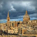 """Meller """"Miasto Aniołów Vol.2"""" (2016-05-24 00:01:17) komentarzy: 5, ostatni: Świetnie kontrastuje słoneczne miasto z groźnym niebem"""