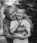 """Granny Potter """"Babcia z Wnuczkiem"""" (2016-06-07 20:38:14) komentarzy: 8, ostatni: :)"""