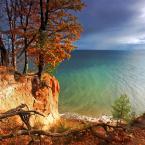 """AlinaJJJ """""""" (2017-01-28 17:48:13) komentarzy: 13, ostatni: przepięknie tam :(  smutek, że mieszkam tak daleko od morza.."""