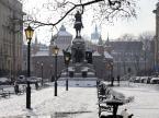 """Wojtek K. """"...takie moje krakowskie...zima na Placu Matejki."""" komentarzy: 2 (2017-02-18 17:36:07)"""