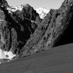 """marek2112 """"chodząc po Południowo-Shkheldskim Lodowcu..."""" (2017-04-06 21:11:53) komentarzy: 1, ostatni: b. fajne, trochę takie magmowate skały :)"""