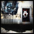 """matyldaW """";)....artyści z  Machico - Madera"""" (2017-04-28 00:48:25) komentarzy: 8, ostatni: Mocny mural. I głośny! :)"""
