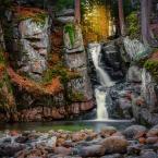 """olinmariusz """"Wodospad Podgornej - Karkonosze"""" (2017-06-15 12:51:29) komentarzy: 17, ostatni: szaleństwo suwaków :)"""
