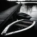 """Grzegorz Pawlak """"Grabniak - jezioro Rotcze"""" (2017-07-09 18:04:05) komentarzy: 1, ostatni: łodzie-łupiny przybiły do brzegu :)"""