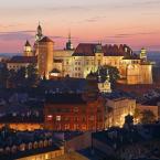 """Wojtek K. """"...takie moje krakowskie...okna i Wawel..."""" komentarzy: 17 (2017-09-15 09:18:50)"""