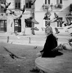 """asiasido """"Dziewczyna i gołębie"""" (2017-10-08 23:47:40) komentarzy: 11, ostatni: O widzę, że [obywatel_mc] miłośnik Kazimierza Staszewskiego ;)"""