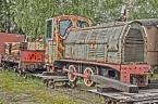 """Photomaniac1982 """"Zardzewiała lokomotywa"""" (2018-06-24 23:30:55) komentarzy: 1, ostatni: Wygląda na znajomą Wls z Rud Raciborskich :)"""